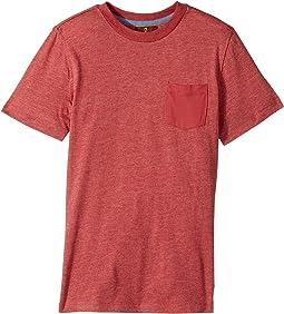 7 For All Mankind Kids - Short Sleeve T-Shirt (Big Kids)