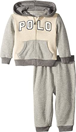 Terry Hoodie and Jogger Set (Infant)