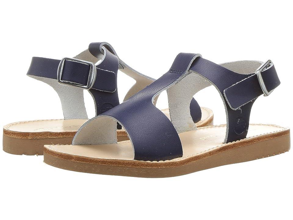 Freshly Picked Malibu Sandal (Infant/Toddler/Little Kid) (Maritime) Girls Shoes