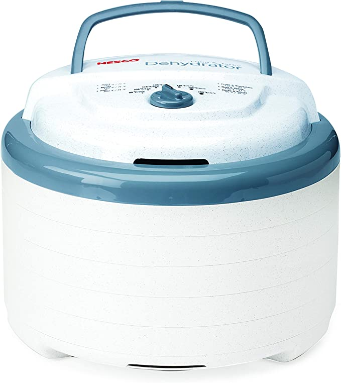 NESCO FD-75A Snackmaster Pro Food Dehydrator - Patented Drying System
