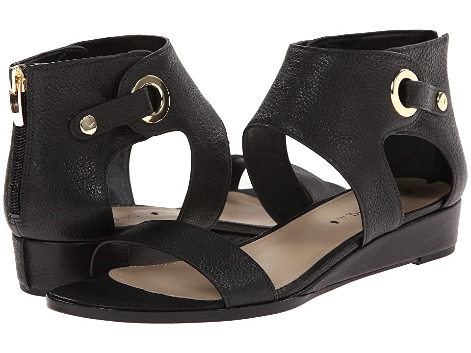 Via Spiga Vadina (Black Safari Calf) Women