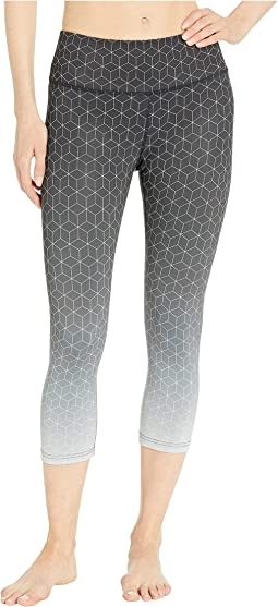 Hexagon Capris