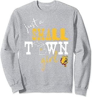 Ferris State Bulldogs Small Town Girl State Sweatshirt