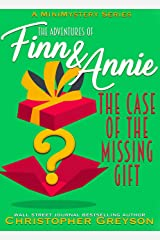 The Case of the Missing Gift: A Mini Mystery Series Kindle Edition