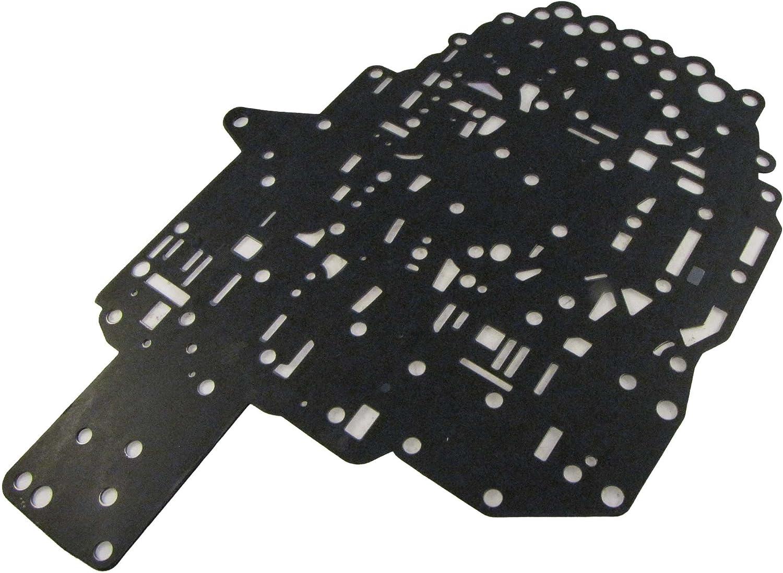 68RFE Max 40% Oakland Mall OFF 545RFE Bonded Gasket Valve Body Cross Stops 99 Leaks Plate