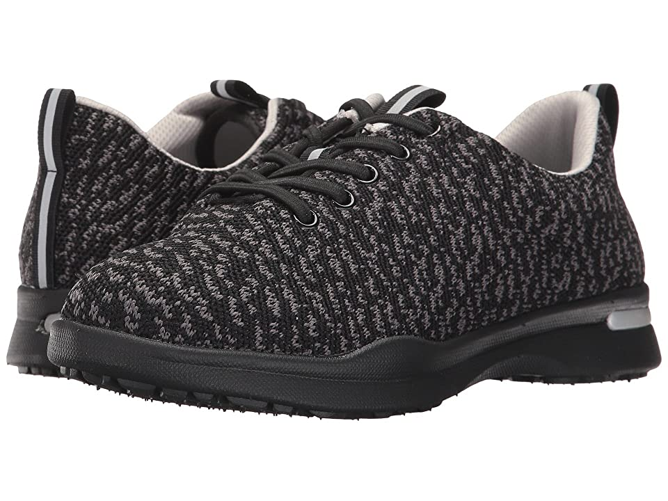 SoftWalk Sampson (Black Knit) Women