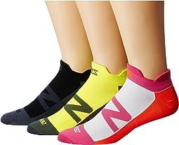 Zensah - Invisi Running Sock 3-Pack