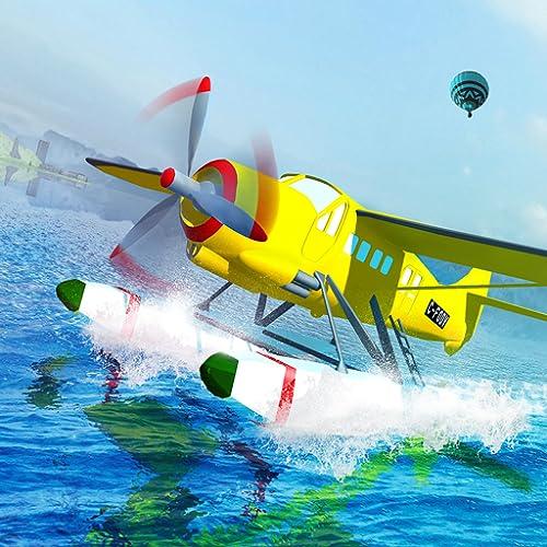 Sea Pilot Flight Simulator 3D: Fliegende Flugzeugstunts