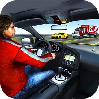 Highway Traffic Racing in Car Endless Racer