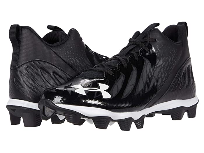 Under Armour Kids Spotlight Franchise Rm Jr Football Shoe
