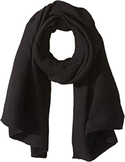Vince Camuto - Pleated Oversize Wrap