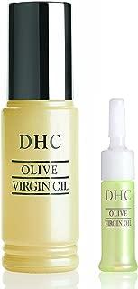 DHC Olive Virgin Oil, 1 fl. oz. & Olive Virgin Oil Travel Size, 0.16 fl. oz.