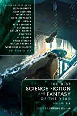 The Best Science Fiction and Fantasy of the Year Kindle Edition