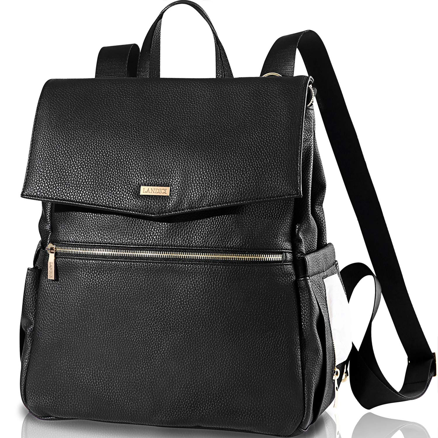 Backpack Compartment Multifunction Maternity Changing