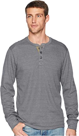Framer Long Sleeve Henley