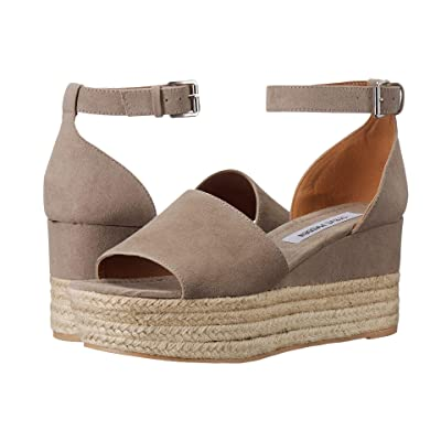Steve Madden Apolo (Taupe Suede) Women