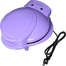 Brentwood TS-254 Cake Pop Maker Non-Stick, 12, Purple