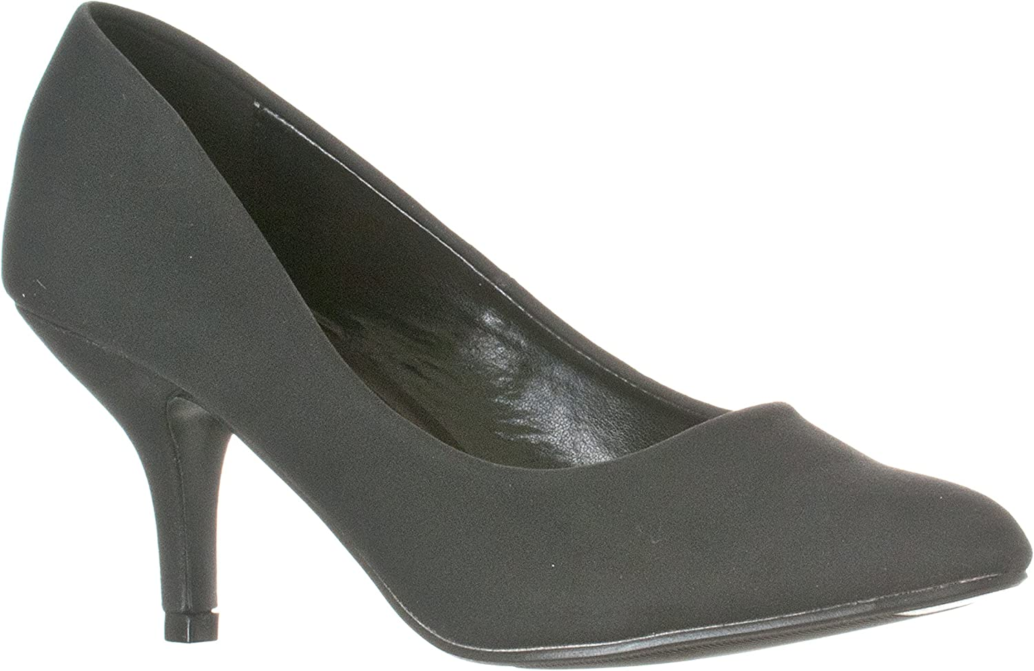Lasonia Women's Fashion Low Heels