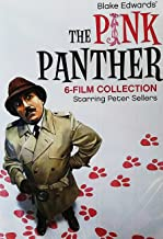 Blake Edwards' Pink Panther 6-Film Collection (Pink Panther / A Shot in the Dark / Return of the Pink Panther / Pink Panther Strikes Again / Revenge of Pink Panther / Trail of the Pink Panther)