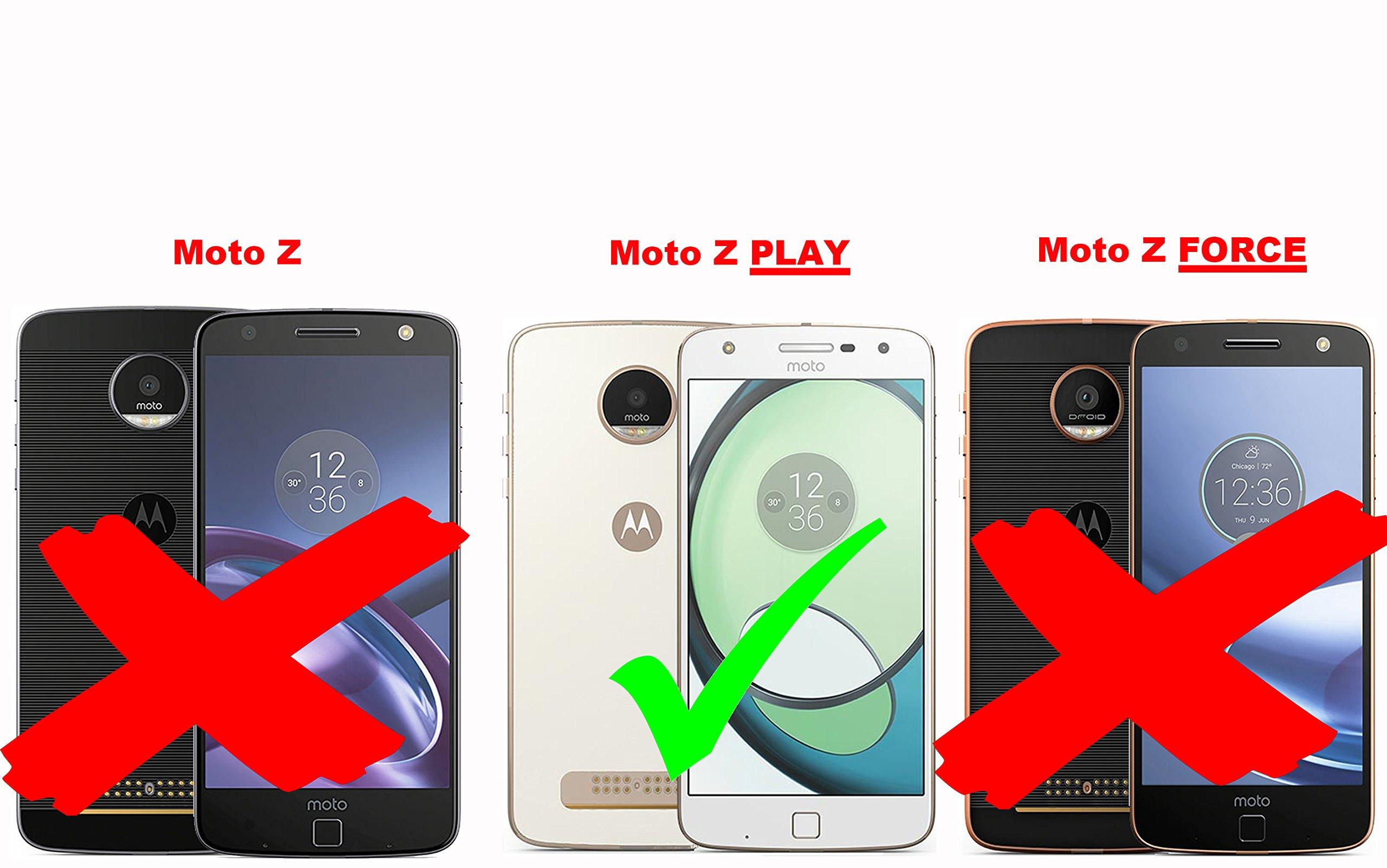 Cadorabo Funda para Motorola Moto Z Play en Transparente – Cubierta Proteccíon de Silicona TPU Delgada e Flexible con Antichoque – Gel Case Cover Carcasa Ligera: Amazon.es: Electrónica