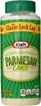 Kraft Grated Parmesan, 24-Ounce Plastic Canister (Pack of 2)