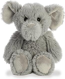 """Aurora - Cuddly Friends - 8"""" Elephant, Grey"""