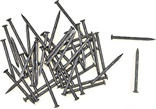 5x80 mm (0.19''x3.14'') Hardened High carbon steel nails for masonry and metal plates 100 pcs (2.46 lb.)