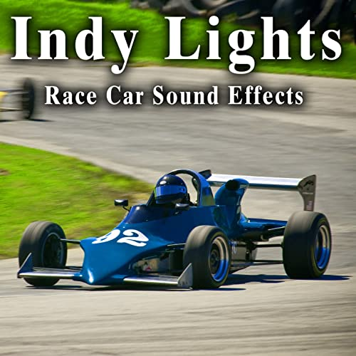 Indy Lights Car Pit Ambience Take 3 by The Hollywood Edge