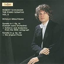 Sonata in G Minor, Op. 22: V. Ursprüngliches Finale. Presto. Passionato