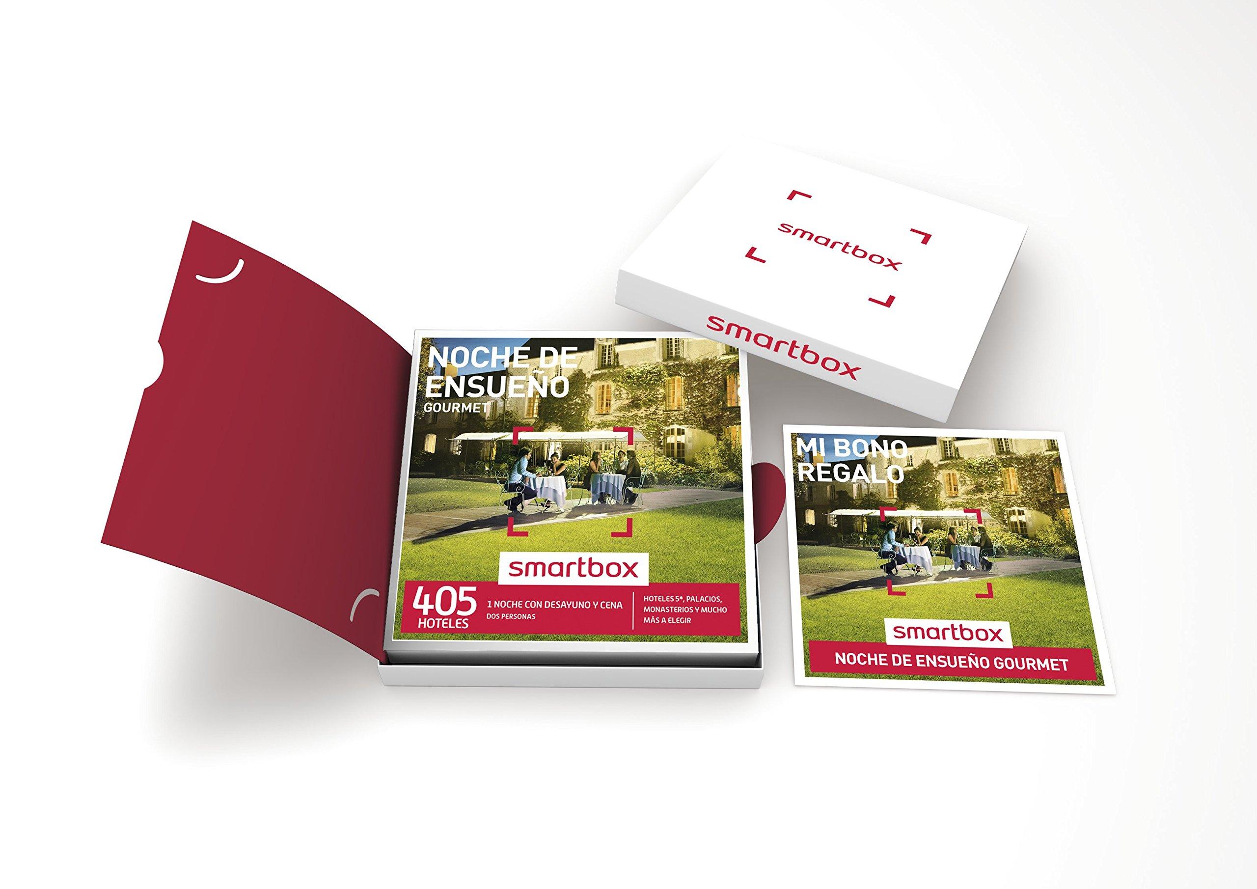 Smartbox - Caja Regalo - Noche DE ENSUEÑO Gourmet - 405 hoteles ...