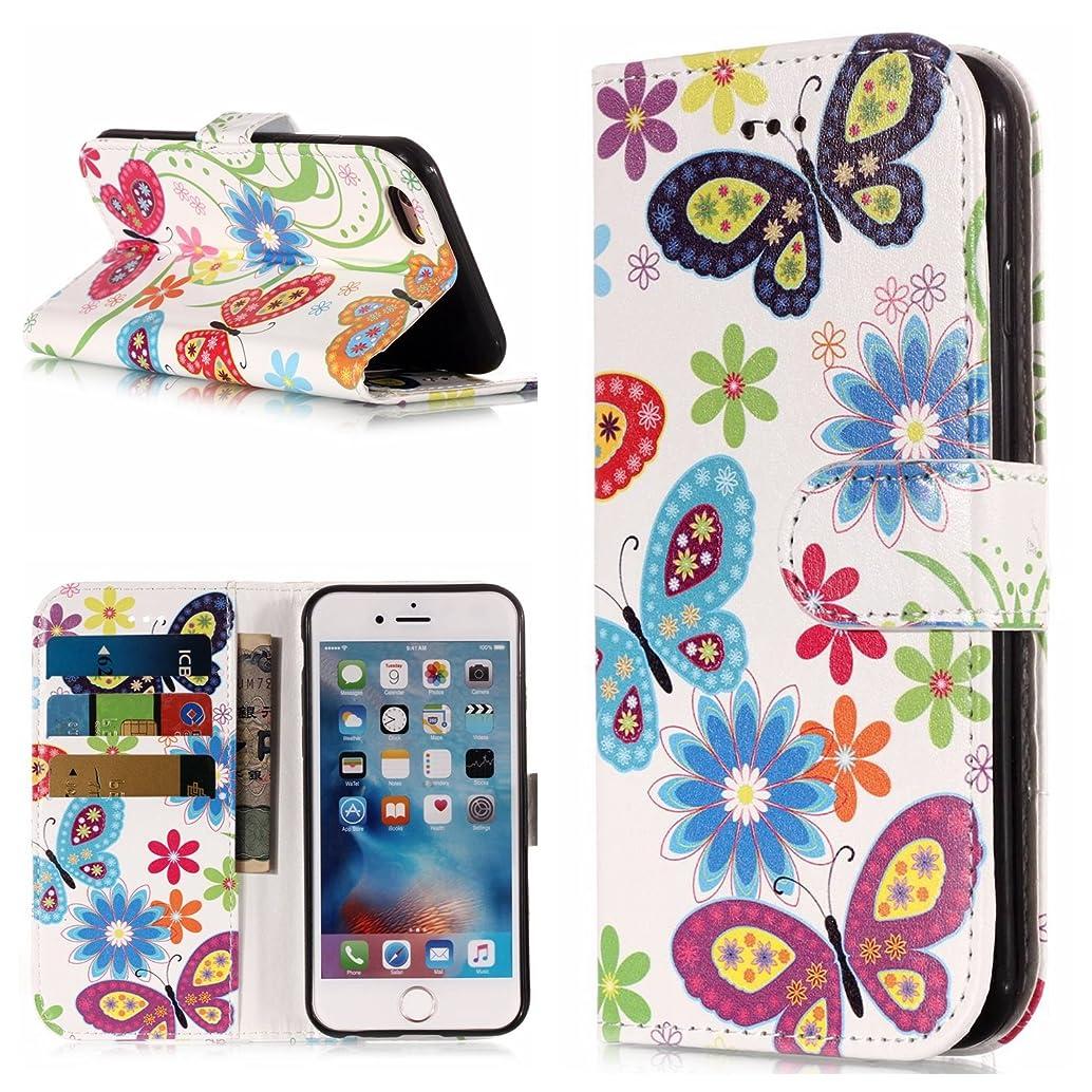 iPhone 6S Plus Case Wallet, iPhone 6 Plus Case, Dooge [Marble Design] Premium Leather Folio Flip Protective Stand Case with Cash Credit Card Slots Holder Magnetic Closure for iPhone 6S Plus/6 Plus