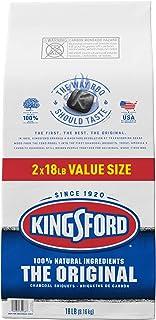 【正規輸入品・最新パッケージ】Kingsford キングスフォード オリジナルチャコール BBQ用炭 (Kingsford Original Charcoal) バーベキュー BBQ 炭
