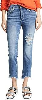 Levi's Women's 724 Straight Crop Jeans
