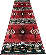 Best red indian rug Reviews