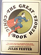Best the great comic book heroes jules feiffer hardcover Reviews