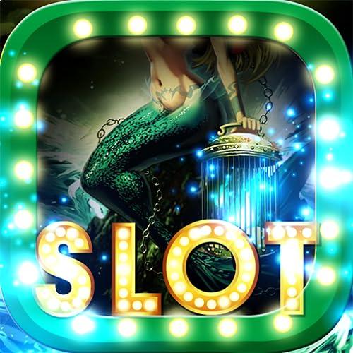 Mermaid Pop Slot Machine : Free Casino Slot Machine Simulation Game