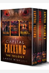 CAPITAL FALLING - THE TRILOGY: Books 1-3 (The CAPITAL FALLING Series Book 1) Kindle Edition