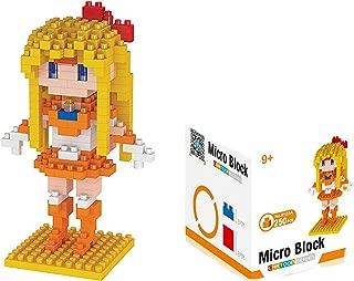 Anime Sailor Moon Venus Mizuno Ami Aino Diamond Mini Building Nano Blocks Toy(9+year)