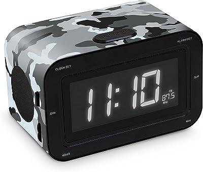 Ibiza Reloj de Mesa con Voz -Ciegos o Baja Visión: Amazon.es ...