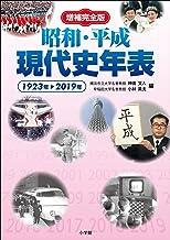 表紙: 増補完全版 昭和・平成現代史年表 | 神田文人