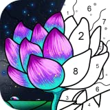 Paint By Number - Free Coloring Book & Puzzle Game...