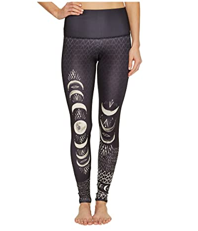 Onzie High Rise Graphic Leggings (Las Lunas) Women