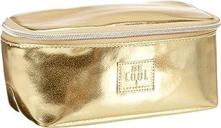 Be Cool Case Bag-Gold, PVC film