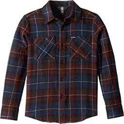 Lumberg Long Sleeve Flannel Shirt (Big Kids)