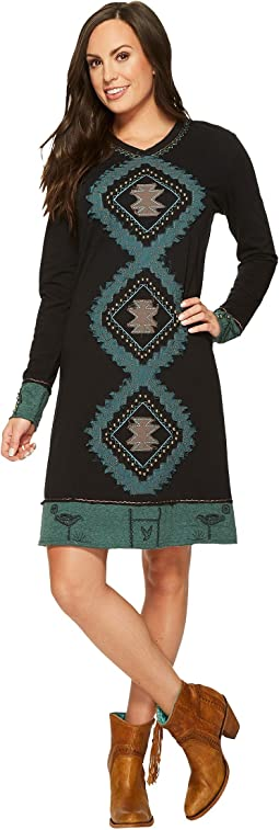 Wild Horse Arroyo Dress