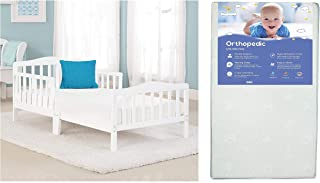 Best rafferty toddler bed white Reviews