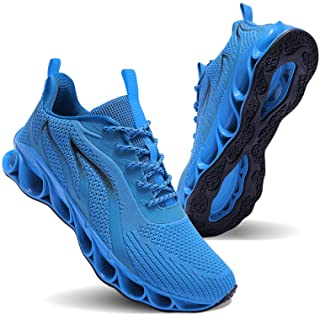 Sponsored Ad - MOSHA BELLE Men Athletic Shoes Mesh Blade Running Walking Sneaker