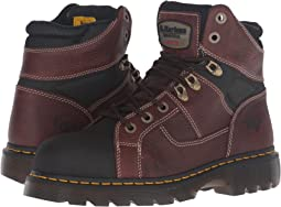 Ironbridge Tec-Tuff Steel Toe 8-Tie Boot