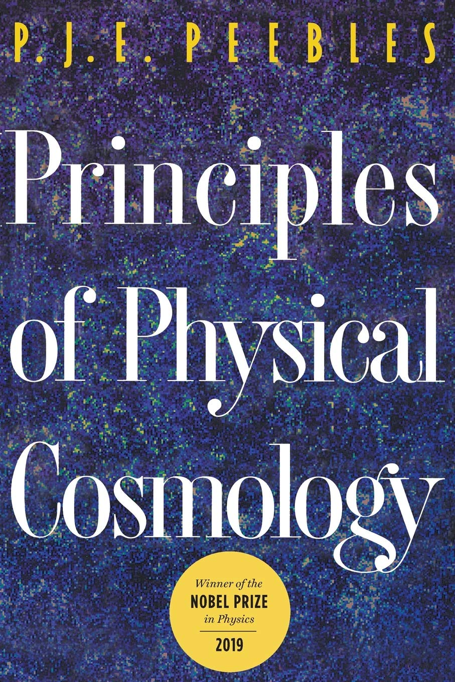 Download Principles Of Physical Cosmology 