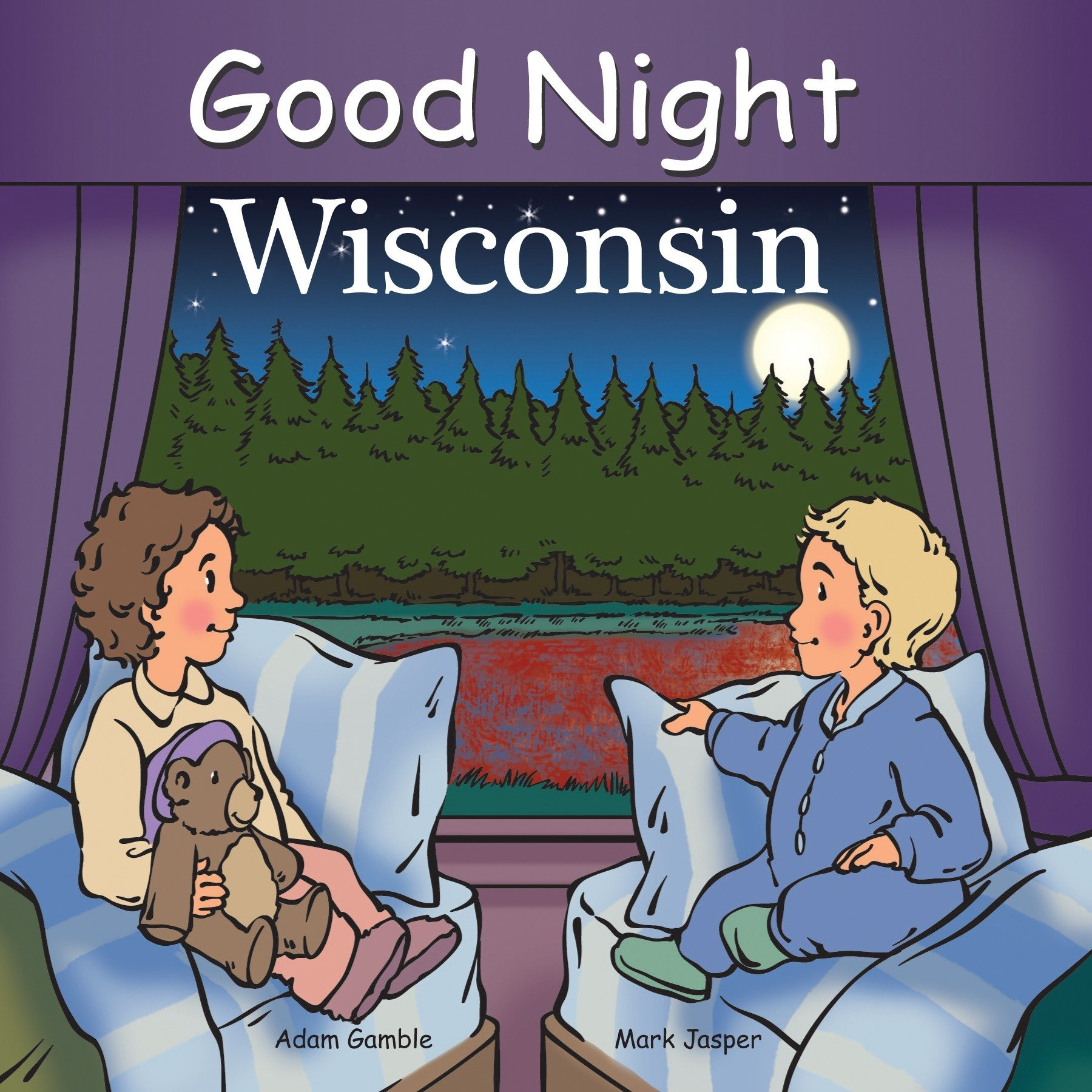 Download Good Night Wisconsin (Good Night Our World) 